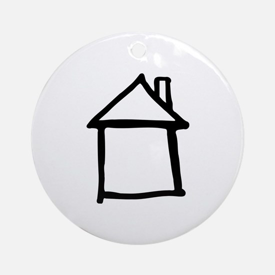House Ornament (Round)