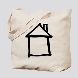 House Tote Bag