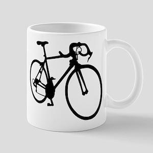 Racing bicycle Mug