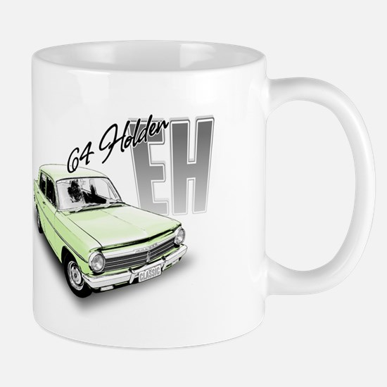Unique Eh Mug