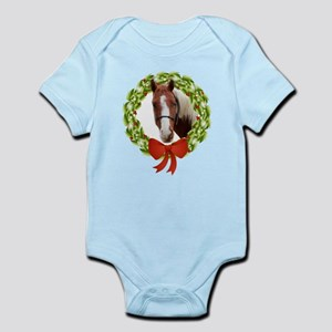 Paint Xmas Infant Bodysuit