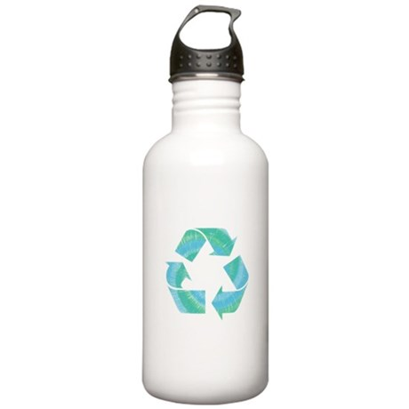 Tie Dye Recycle Stainless Water Bottle 1.0L