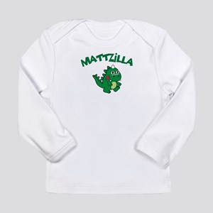Mattzilla Long Sleeve Infant T-Shirt