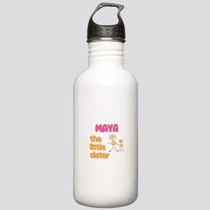 Maya - The Little Sister Stainless Water Bottle 1.