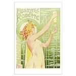 Absinthe Robette Large Poster