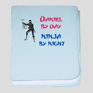Super Hero Daniel baby blanket