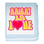 Haight Love baby blanket