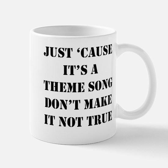 Theme Song Mug