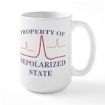 Large Depolarized State Mug