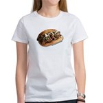Steak Sandwich Women's T-Shirt