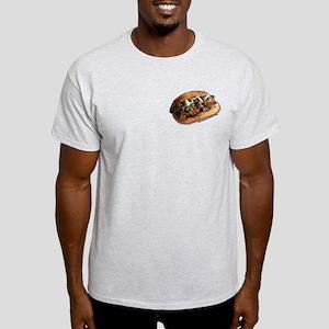 Steak Sandwich Light T-Shirt
