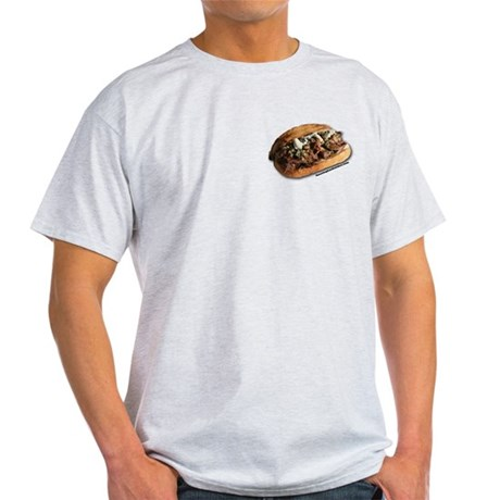 Steak Sandwich Light T-Shirt