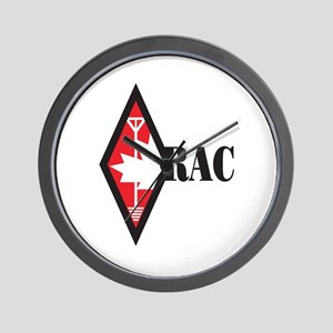 RAC Wall Clock