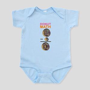 Donut Math Infant Bodysuit