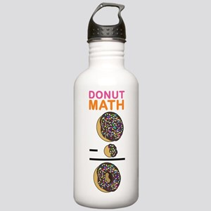 Donut Math Stainless Water Bottle 1.0L