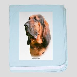 Bloodhound 9Y404D-135 baby blanket
