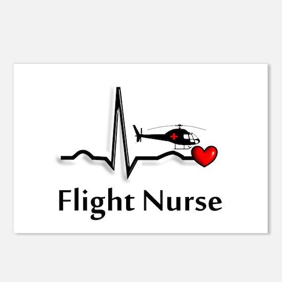 Nurse XXX Postcards (Package of 8)