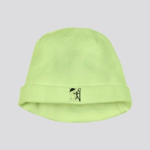 'Singing in the Rain' baby hat