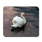 Swan #1 - Mousepad