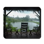 Lakeview in Costa Rica Mousepad