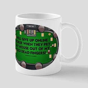 Legalize Online Poker! Mug