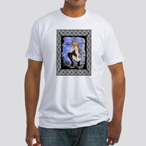 Sweet Surrender Fitted T-Shirt