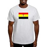 Camiseta Gris Caballeros / Men's Grey T-Shirt