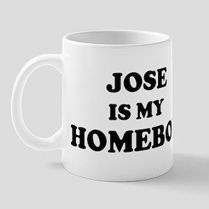 Jose Is My Homeboy Mug