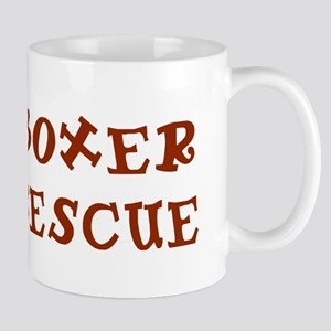 BOXER PROFILE Mug