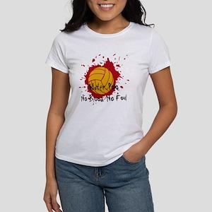 No Blood No Foul Women's T-Shirt