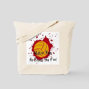 No Blood No Foul Tote Bag