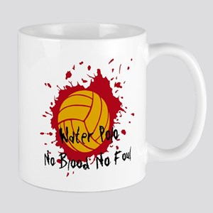 No Blood No Foul Mug