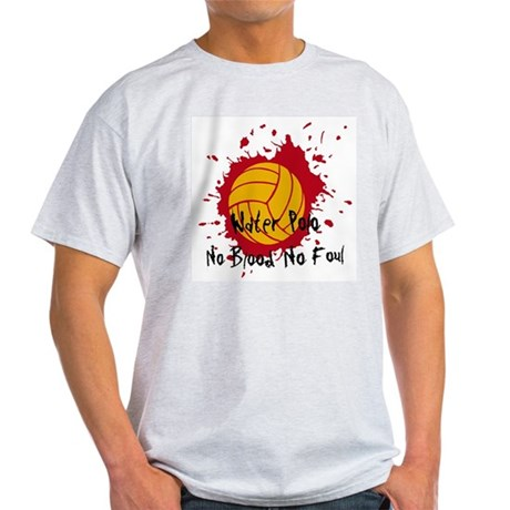 No Blood No Foul Light T-Shirt