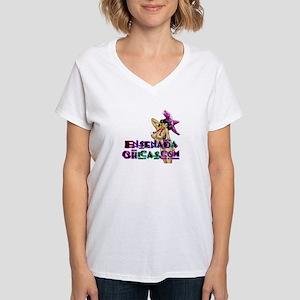 Chicas V-Neck T-Shirt