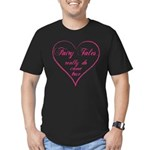 Fairy Tales Men's Fitted T-Shirt (dark)