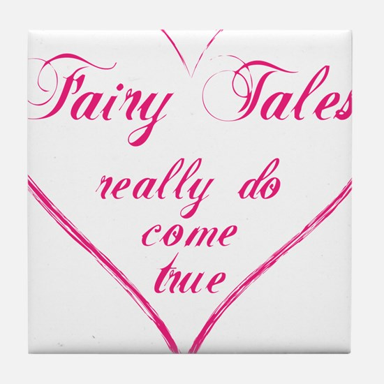 Fairy Tales Tile Coaster