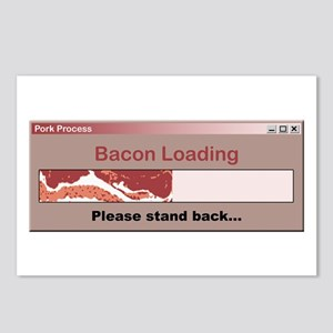 Bacon Loading Postcards (Package of 8)