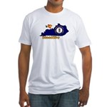 ILY Kentucky Fitted T-Shirt
