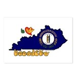 ILY Kentucky Postcards (Package of 8)