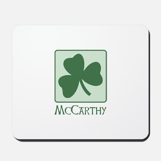 McCarthy Family Mousepad