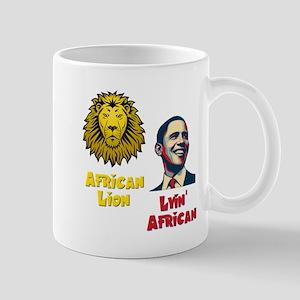 Obama Lyin' African Mug