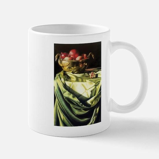 Red & Green 2 Mug