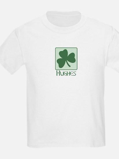 Hughes Family Kids T-Shirt