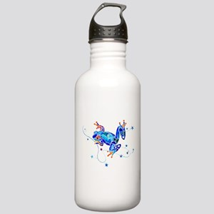 Crazy Tree Frogs Stainless Water Bottle 1.0L