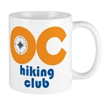OC Hiking Club Mug