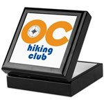 OC Hiking Club Keepsake Box