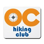 OC Hiking Club Mousepad