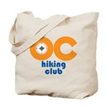OC Hiking Club Tote Bag