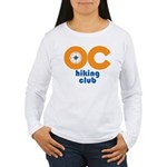 OC Hiking Club Women's Long Sleeve T-Shirt