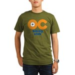 OC Hiking Club Organic Men's T-Shirt (dark)